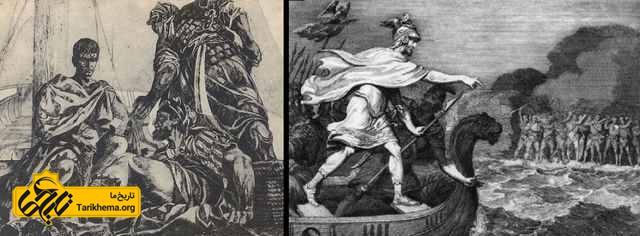 دزدیده شدن ژولیوس سزار