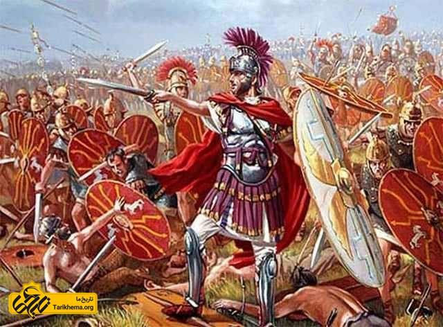 جنگ داخلی سزار