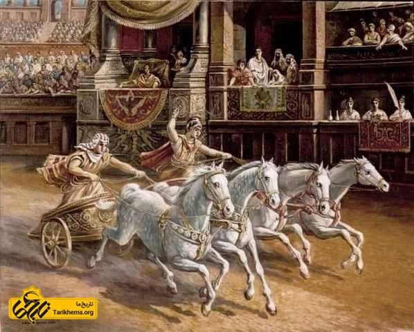 مسابقات ارابه رانی یونان باستان
