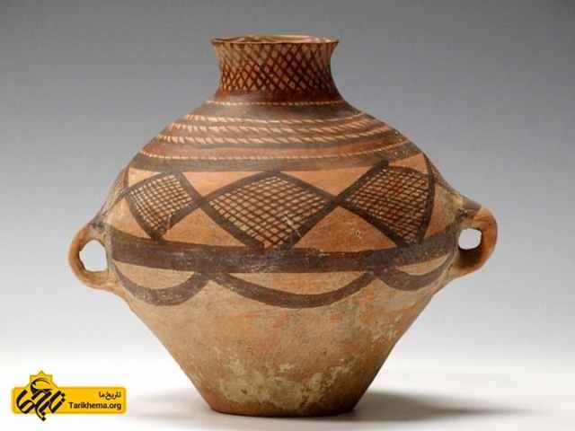 سفالگری در دوران نوسنگی چین باستان