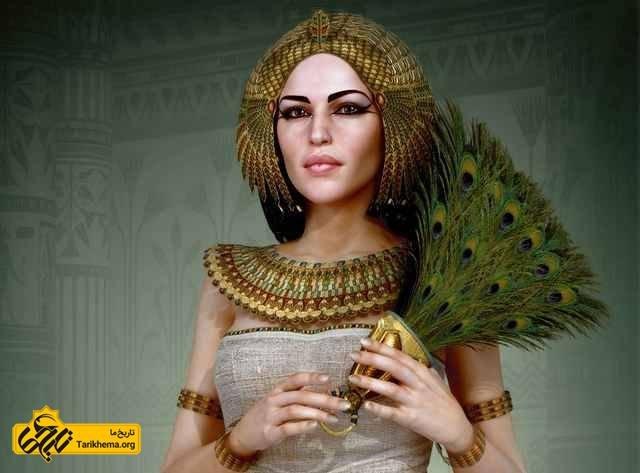 ایزدبانوی مصر