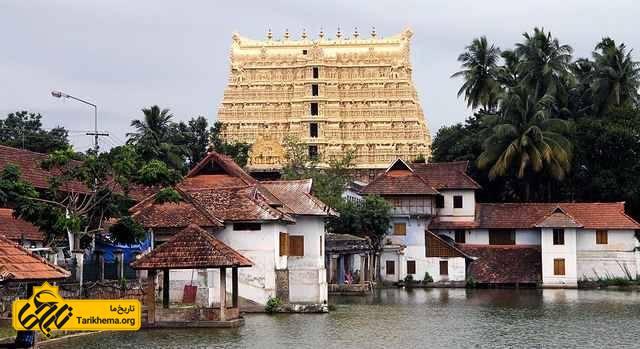 معبد padmanabhaswamy