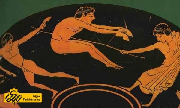 پرش در یونان باستان