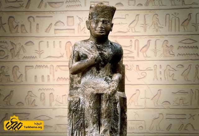 پادشاه خوفو مصر