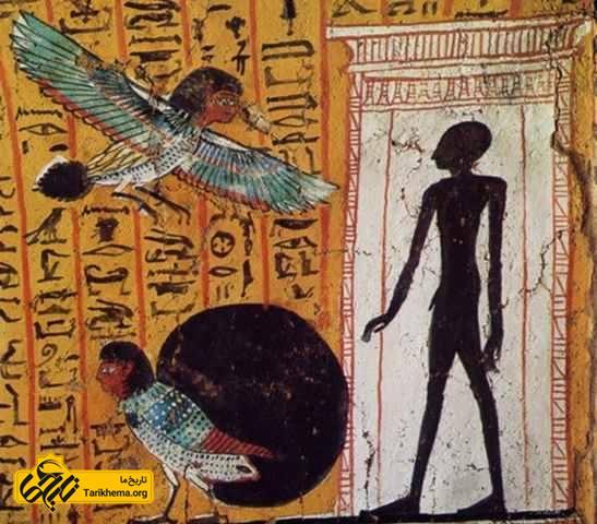مردگان مصر باستان