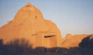 منار مسجد سبزوار
