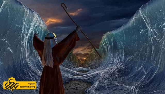معجزه حضرت موسی