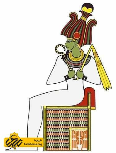 ازیریس در مصر باستان