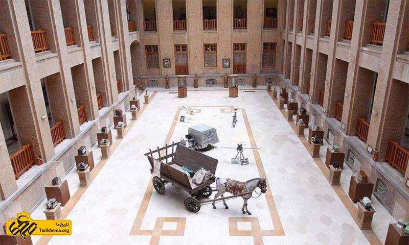 مهم ترین موزه های ایران-موزه پست