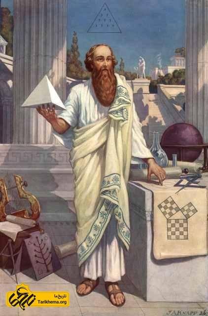 فلسفه فیثاغورث