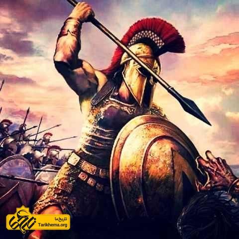 جنگجوی اسپارتان