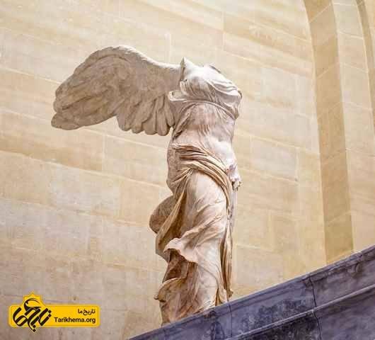 مجسمه پیروزی بالدار ساموتراس