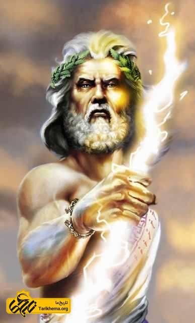 زئوس، پدر آرس