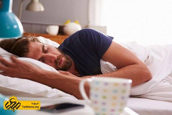 استراحت و خواب کافی را در طول سفر فراموش نکنید.