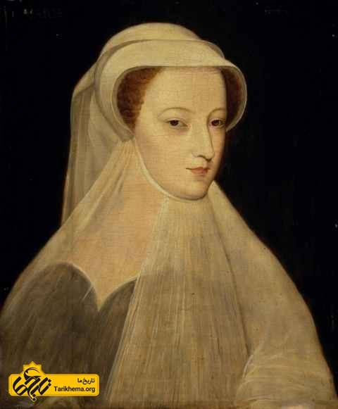 پرتره ماری، ملکه اسکاتلند