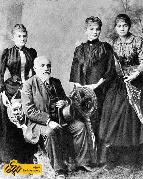 خانواده اسکلودوسکی