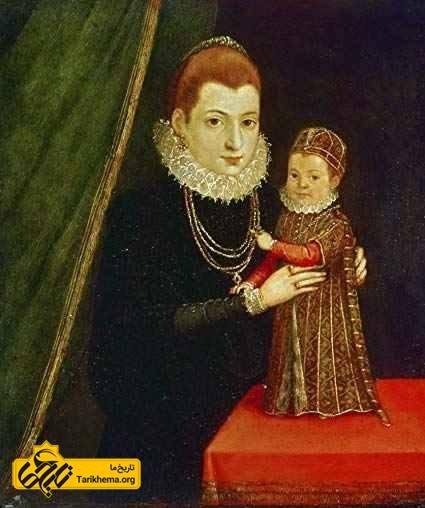 ماری و پسرش جیمز