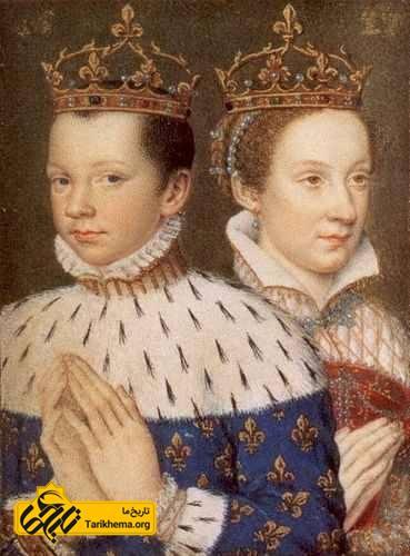 ماری و فرانسیس، پادشاه فرانسه
