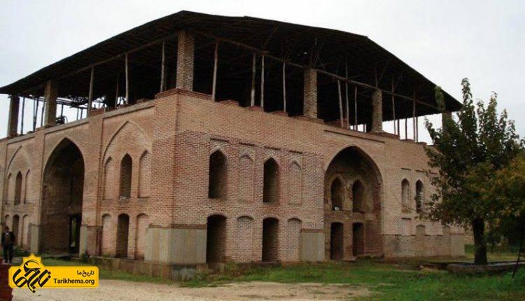 آثار تاریخی بهشهر