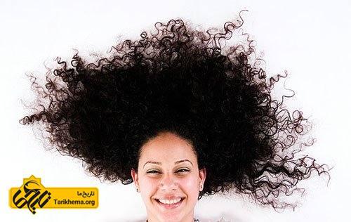 مدل مو مناسب در سفر