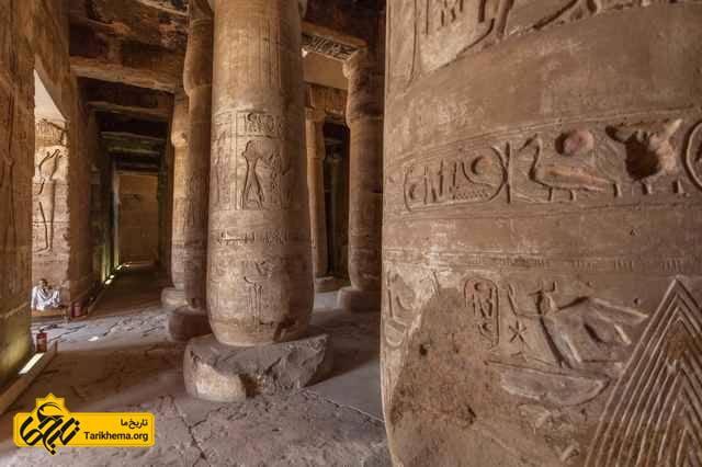 شهر آبیدوس مصر