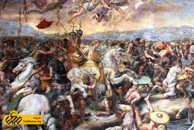 جنگ پل میلویان