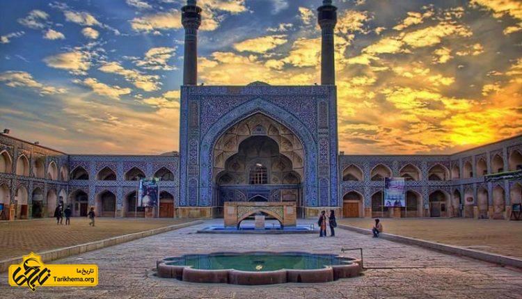 10 مکان دیدنی اصفهان
