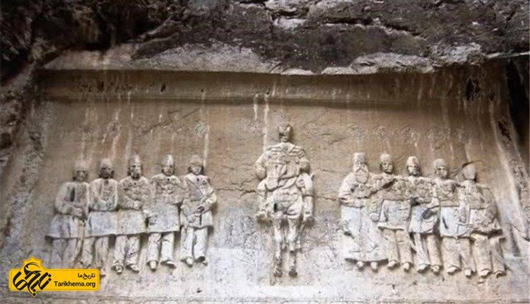 آثار تاریخی جاده هراز