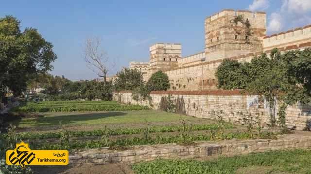 دیوارهای شهر تئودوسیان