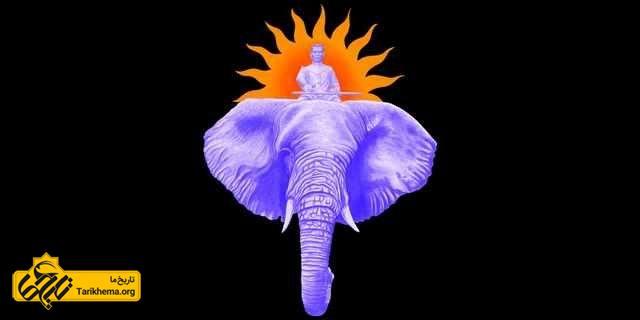 نبرد فیل های تایلند