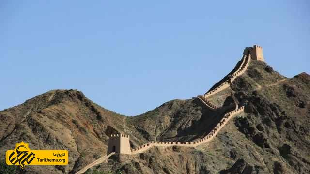 بازسازی دیوار بزرگچین در سلسله مینگ