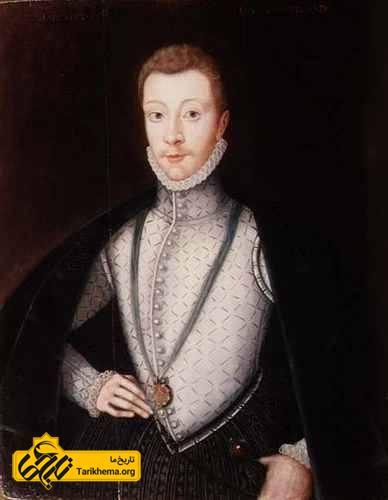 هنری استوارت، همسر دوم ماری