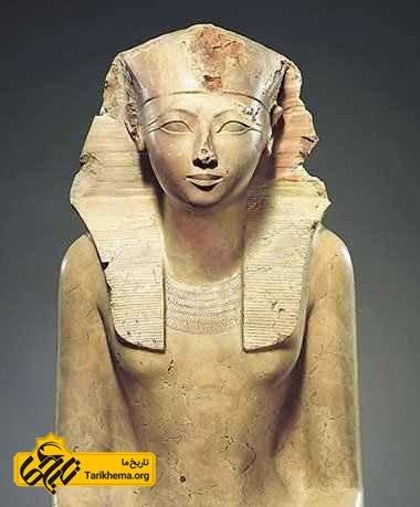 مجسمه حتشسپوت