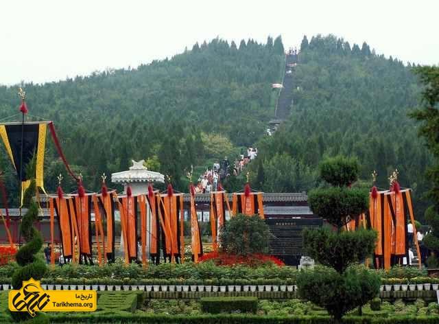 مقبره امپراطور شین شی هوانگ
