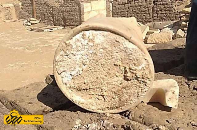 پنیر در مصر باستان