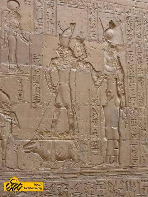 معبد ادفو، مصر
