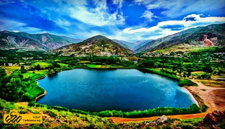 آلاشت مازندران جاذبه ای تاریخی و طبیعی