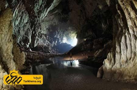 دیدنی ترین غار های دنیا