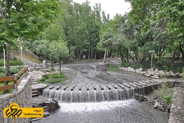 مکان های ناشناخته مشهد