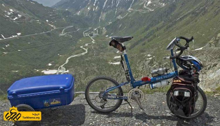 نکات سفر با دوچرخه