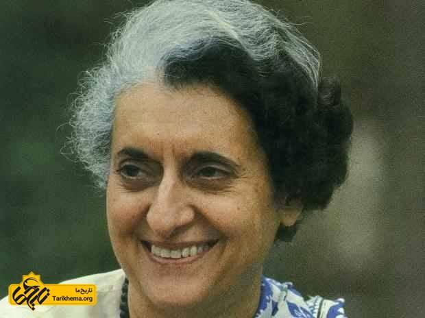 ایندیرا گاندی