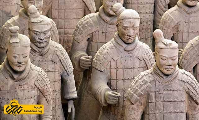 ارتش تراکوتا شیان