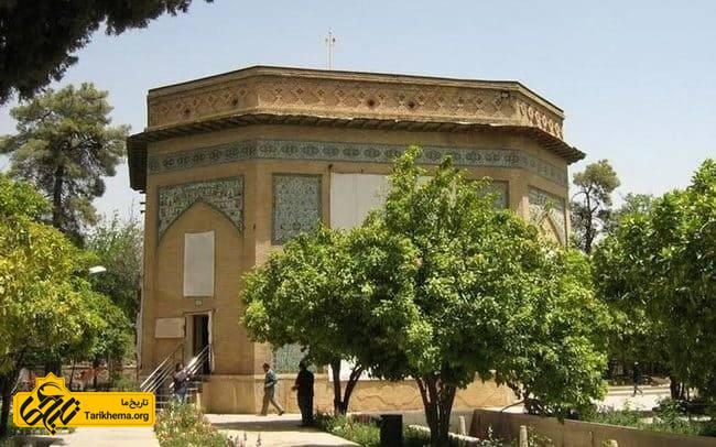مکان های ناشناخته شیراز