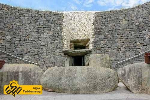 سنگ های ورودی نیوگرنج