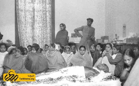 مرگ گاندی