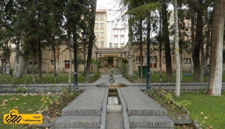 باغ موزه ی نگارستان