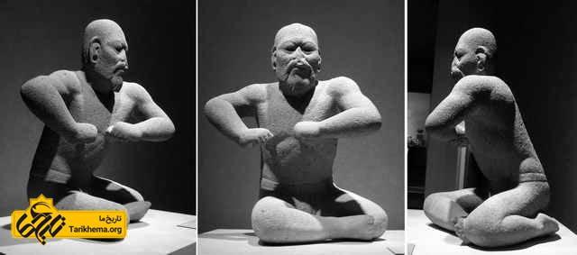 یک مجسمه اولمک