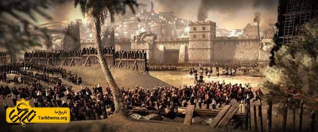 محاصره شهر کارتاژ