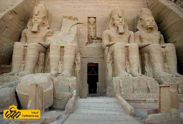 معبد ابو سیمبل