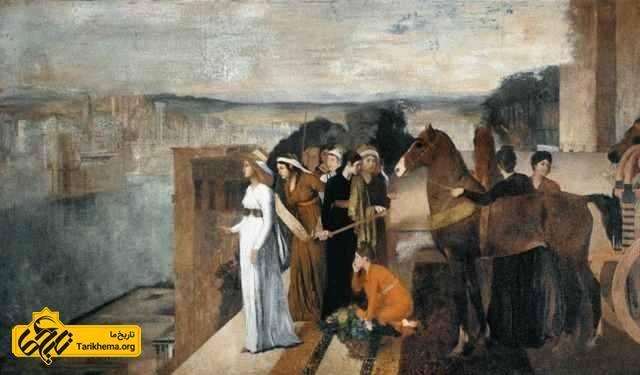 سمیرامیس در افسانه و واقعیت